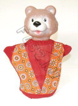 Кук.перчатка Медведь