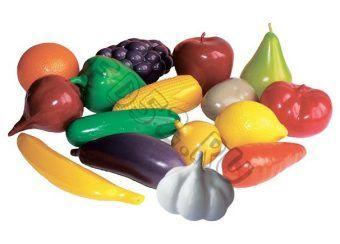 Игровой набор Фрукты и овощи 16535
