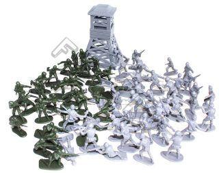 Игровой набор Рота солдат 25433