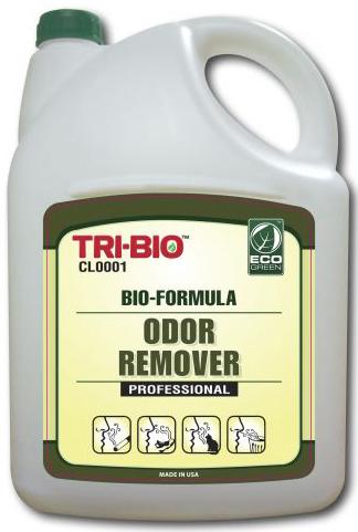 Tri-Bio Биосредство от запахов и пятен от домашних животных 4,4 л