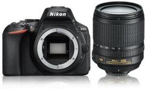 Nikon D5600 Kit 18-105 VR Black