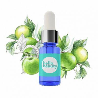 Hello Beauty Детокс-сыворотка с карнитином и коэнзимом Q10 обеспечивающая здоровое клеточное дыхание