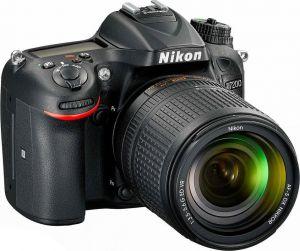Nikon D7200 kit 18-105mm VR