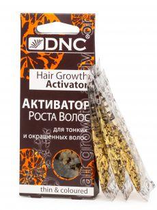 """DNC"" Активатор роста для тон. и окр. волос 3х15мл."