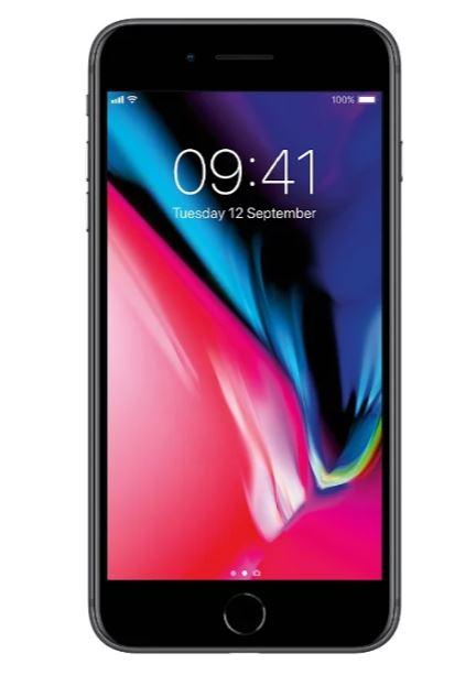 Смартфон Apple iPhone 8 Plus 64GB Space Gray MQ8L2RU/A