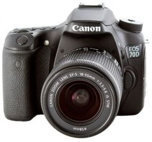 Canon Canon EOS 70D kit 18-55 IS II
