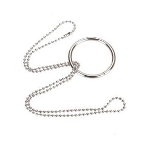 "Ring & Chain ""Кольцо и цепочка"" - большое кольцо (диаметр 4.5см)"