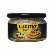 Соевый тофу-паштет «Греческий», 185 гр