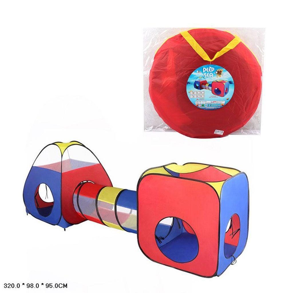 985-Q62 Палатка детская игровая с туннелем