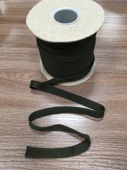 ХАКИ Шнур плоский шир. 12 мм