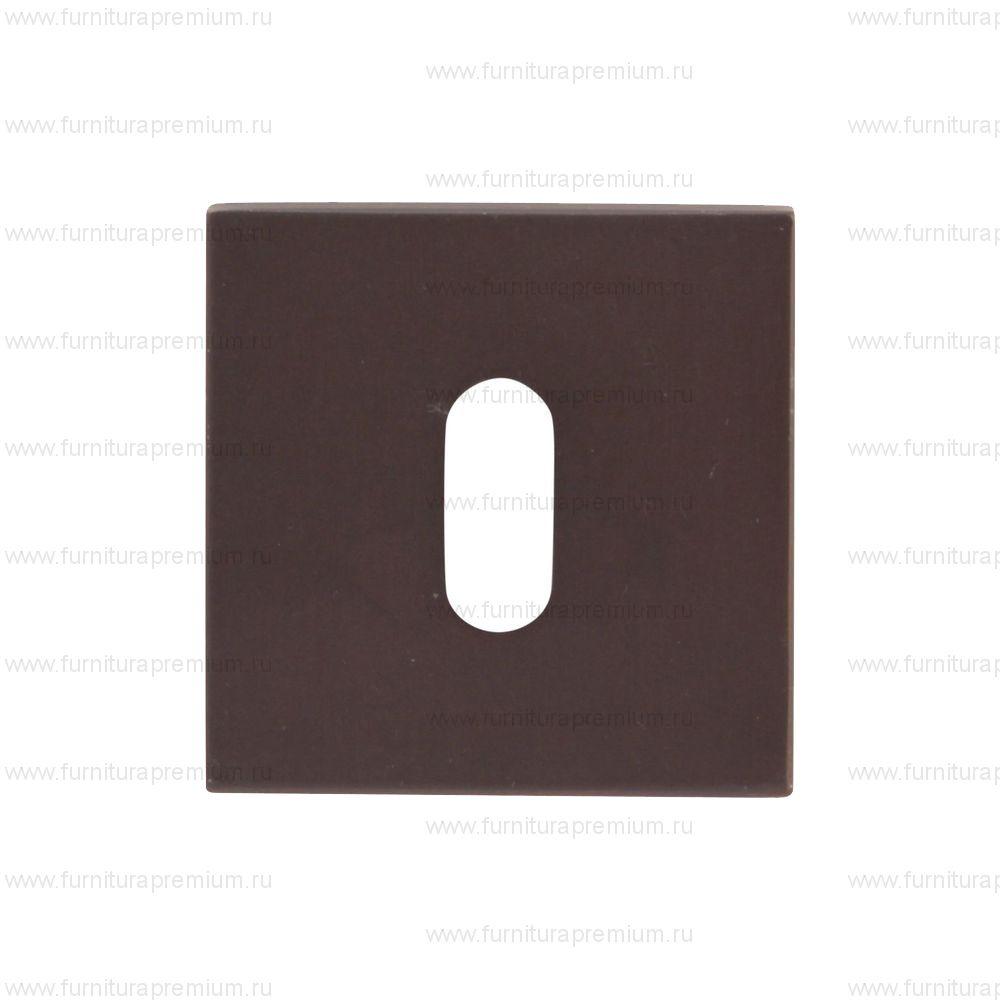 Накладка квадратная на межкомнатный замок Forme 50K