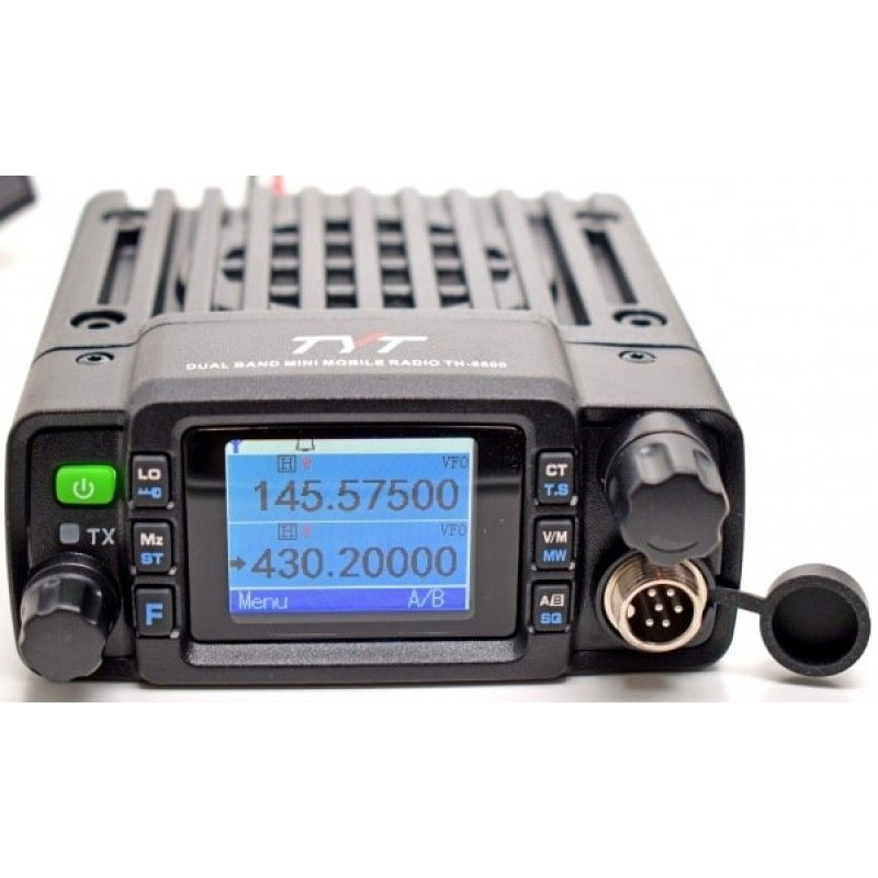 Рация TYT TH-8600 IP67 25 Ватт двухдиапазонная