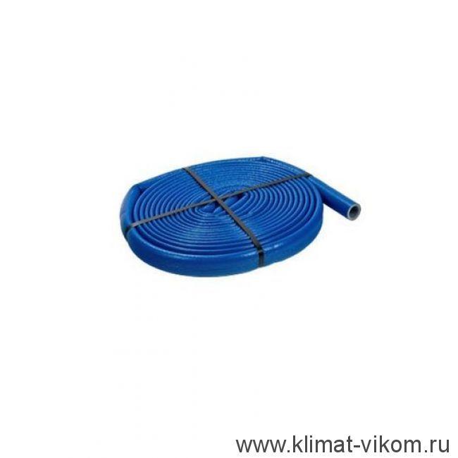 Теплоизоляция для труб D=35/6 синяя