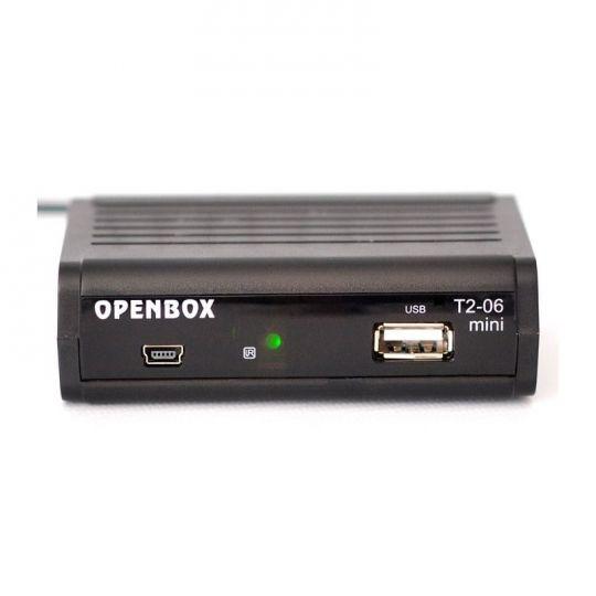 DVB-T2 ресивер Openbox T2-06 Mini