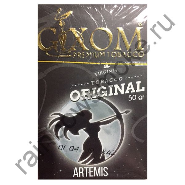Gixom Original series 50 гр - Artemis (Артемида)
