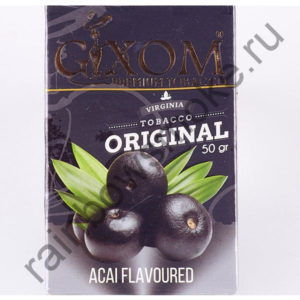 Gixom Original series 50 гр - Acai (Асаи)