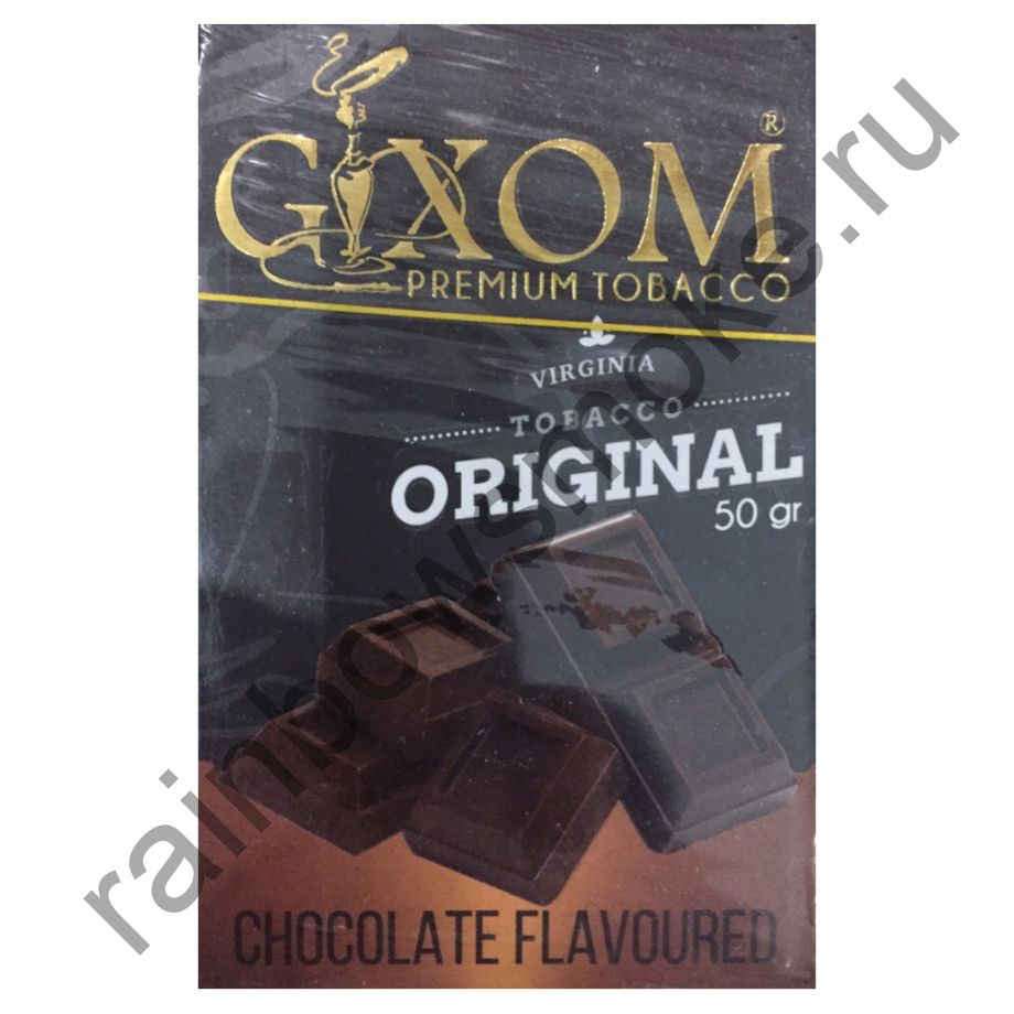 Gixom Original series 50 гр - Chocolate (Шоколад)