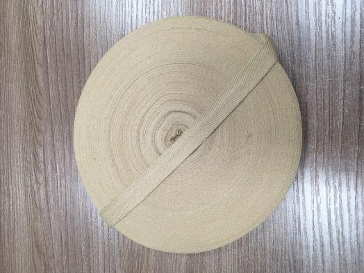 БЕЖЕВАЯ Киперная лента 15 мм