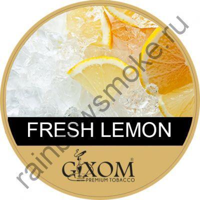 Gixom Original series 50 гр - Fresh Lemon (Свежий Лимон)