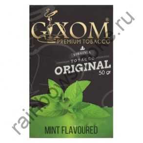 Gixom Original series 50 гр - Mint (Мята)