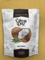 Кокосовые чипсы нейтральные Coco Deli,30 грамм