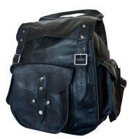 Кожаный рюкзак Carlo Gattini - Farneto black