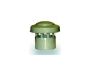 Wavin Optima Дефлектор вентиляционной трубы 50 коричневый