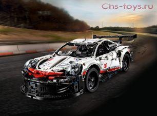 Конструктор Lari Техника Porsche 911 RSR 11171 (42096) 1580 дет