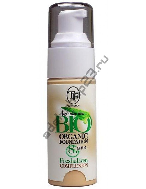 "TF cosmetics -Тональный крем ""Bio organic foundation"", 35мл"