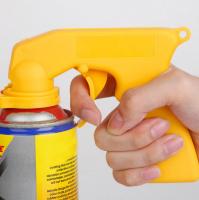 Пистолет - насадка для балончика с краской
