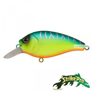 Воблер Strike Pro Crankee Diver JL-038F 60 мм / 10 гр / Заглубление: 0,7 - 1,2 м / цвет: A223S-RP