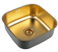 Мойка кухонная Zorg Inox Pvd SZR-4040 bronze