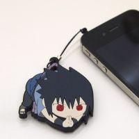 Брелок-Заглушка на телефон Sasuke Uchiha
