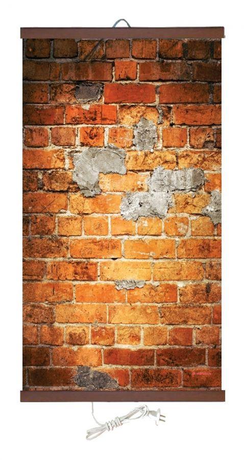Картина обогреватель на стену Стена 400Вт