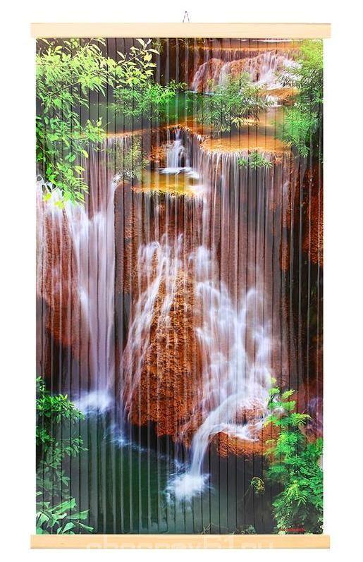 Картина обогреватель на стену Водопад Джур Джур 400Вт