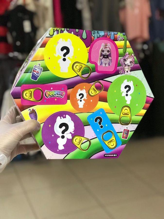 Пупси в подарочной коробке с аксессуарами