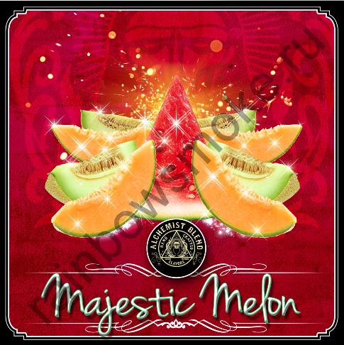 Alchemist Original Formula 100 гр - Majestic Melon (Величественная Дыня)