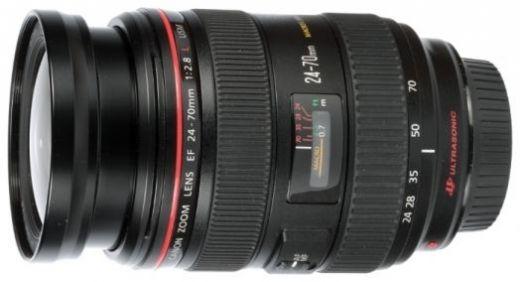 Canon EF 24-70mm f/2.8L USM (JAPAN)