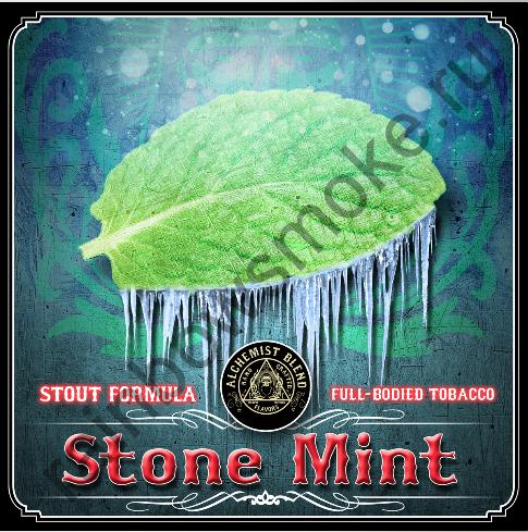 Alchemist Stout Formula 100 гр - Mint (Мята)