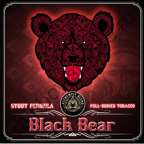 Alchemist Stout Formula 350 гр - Black Bear (Черный Медведь)