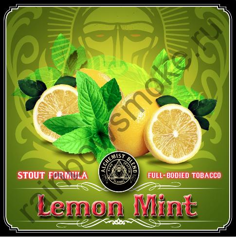 Alchemist Stout Formula 350 гр - Lemon Mint (Лимон Мята)