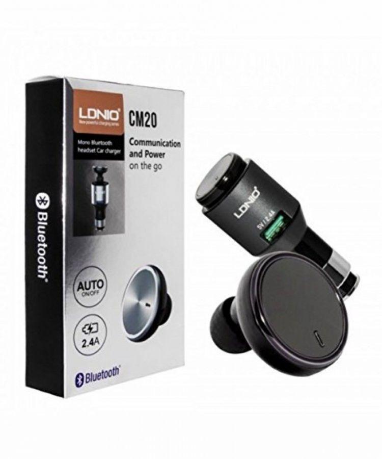 Bluetooth гарнитура LDNIO CM20