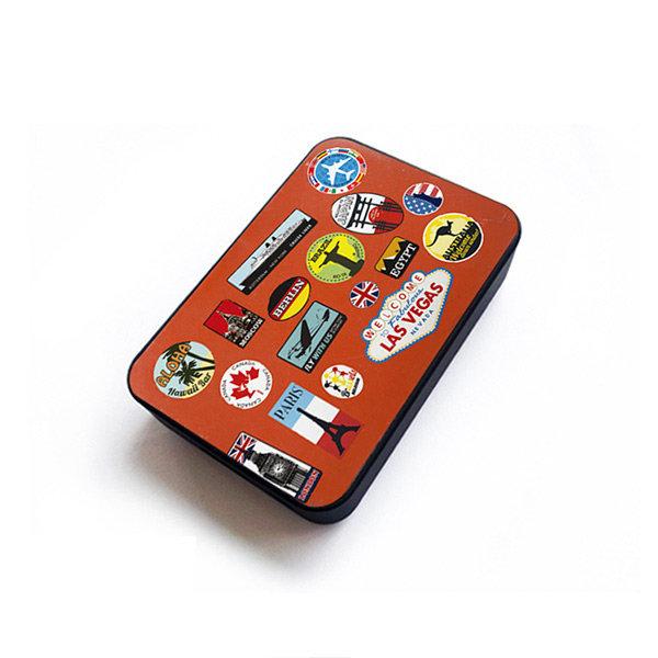 """Портативное зарядное устройство """"Smarttools"""" Time to Travel 10000 mAh"""