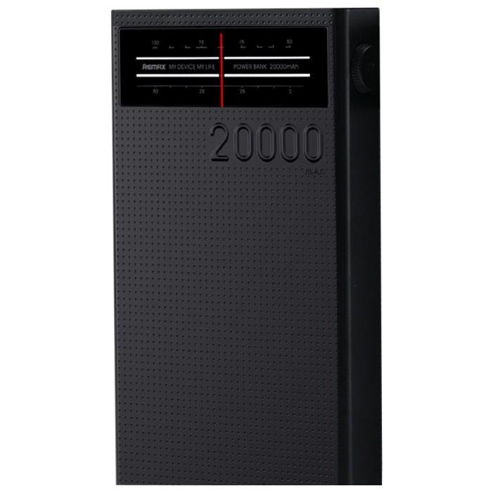 Портативное зарядное устройство Remax Radio series RPP-102 20000mAh