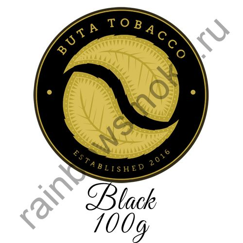 Buta Black 100 гр - Fakhfakhina (Фахфахина)