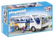 Конструктор Playmobil 5106 Туристический автобус