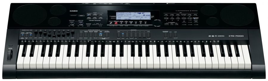 CASIO CTK-7200 Синтезатор 61 кл.