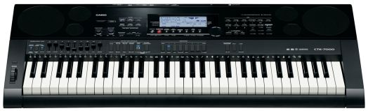 CASIO CTK-7200 Синтезатор 61 кл.