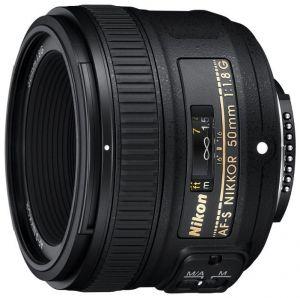 Nikon 50mm f/1.8G AF-S Nikkor (Nikon)
