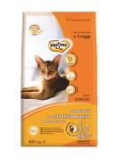 Мнямс Sterilized Сухой корм с индейкой для стерилизованных кошек 0,4 кг